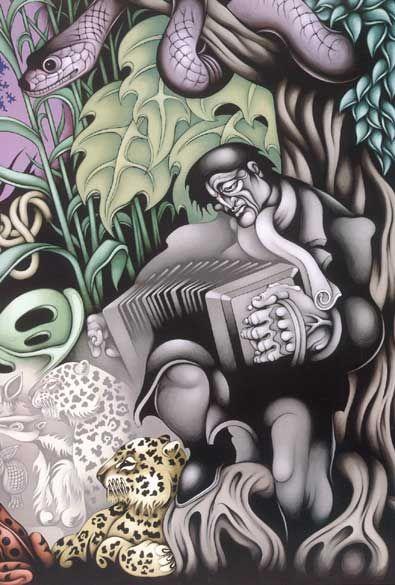 pintor Ricardo Carpani