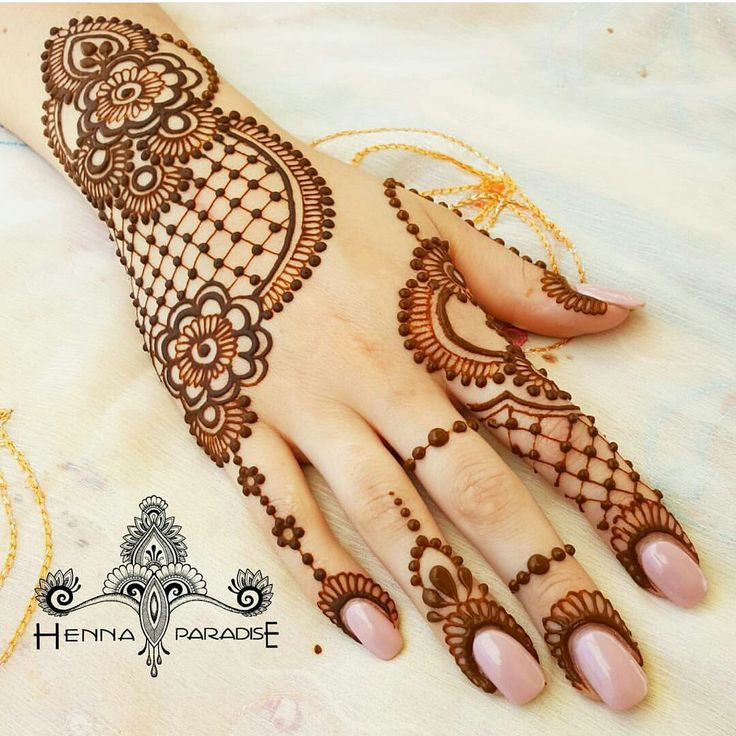Henna cheques