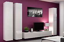 VIGO I CAMA High Gloss Living room furniture set. Polish Cama meble Furniture Store in London, United Kingdom #furniture #polish #cama #highgloss #livingroom