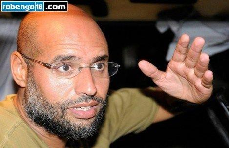 "Mtoto Wa Aliyekuwa Rais Wa Libya ""Muammar Gaddafi"" Bw.Saif al-Islam Gaddafi Aachiliwa Huru"