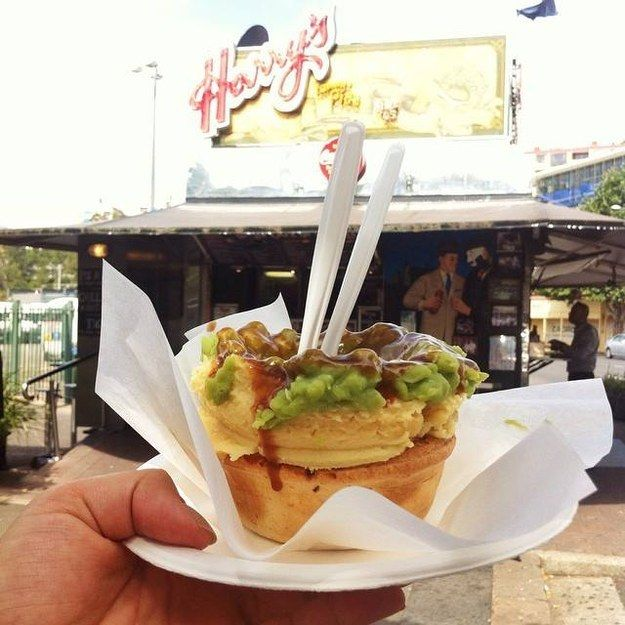 World famous and over 70 years old, Harry's Cafe de Wheels will always hit the spot. | What's The Best Cheap Eat In Sydney?