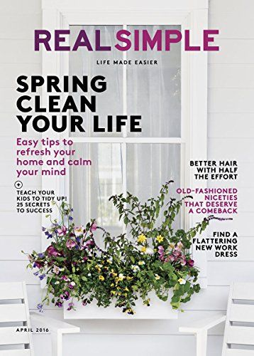 REAL SIMPLE Magazine #deals