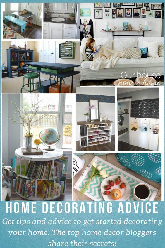 1117 Best DIY Home Decor Images On Pinterest Furniture - Home Decor Advice