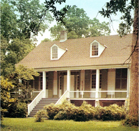 17 best images about southern acadian style on pinterest for Louisiana cottage house plans
