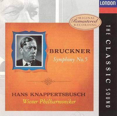 Anton Bruckner Symphony 5