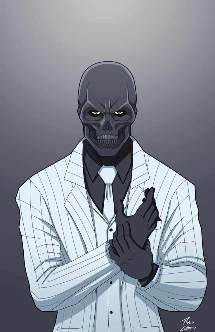 Black Mask by phil-cho.deviantart.com on @DeviantArt