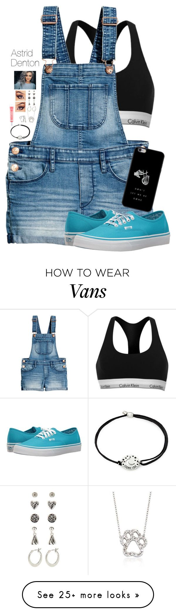 """""""Astrid Denton \\\ Played by Kimmy Schram"""" by directioner-four-ever on Polyvore featuring Calvin Klein, Vans, Alex and Ani, Ross-Simons and Kim Rogers"""