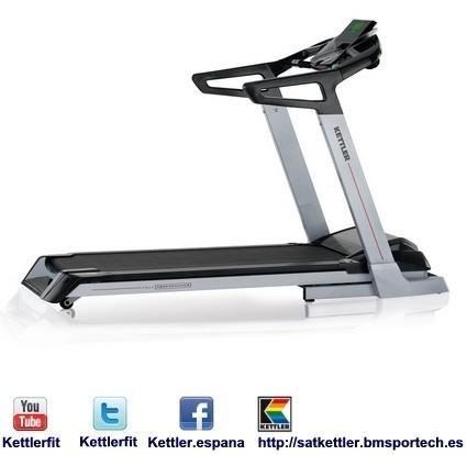 TRACK PERFORMANCE 07885-300 1 - Kettler es una empresa alemana dedicada a la fabricación de máquinas de fitness.  http://satkettler.bmsportech.es