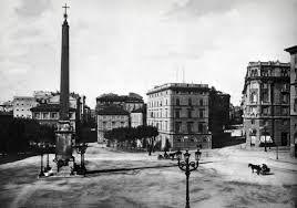 Piazza dell'Esquilino 1870