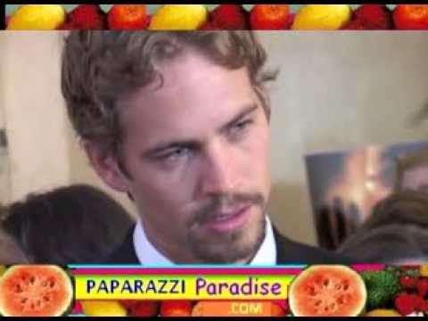 Paul Walker attends Hollywood Film Festival gala, no sound but lovely to just look at <3