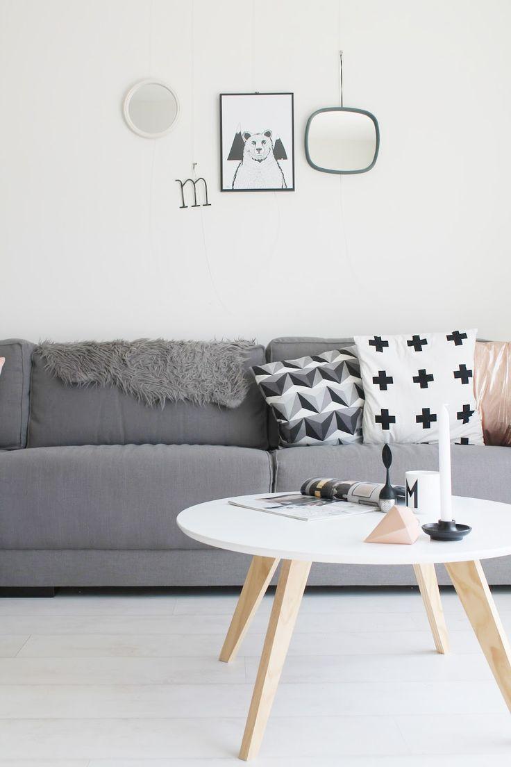 living room | Urban Home | Home | Home Decor | living spaces | spaces | decor | DIY | modern | contemporary | interior design | Schomp MINI