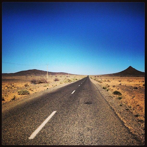 Nuovamente on the road, ci avviciniamo al Sahara