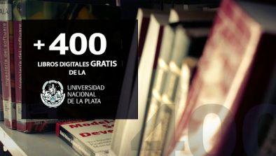 +400 libros digitales gratis de la Universidad Nacional de La Plata | Android en la Escuela