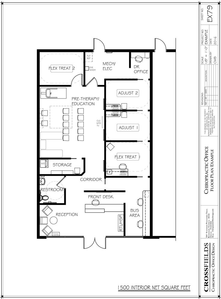 95 Best Images About Chiropractic Floor Plans On Pinterest