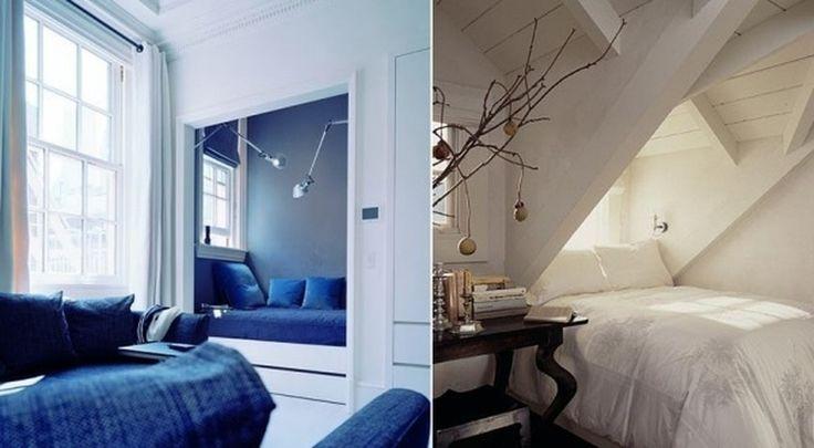Знаете ли Вы как оформить альков в спальне?