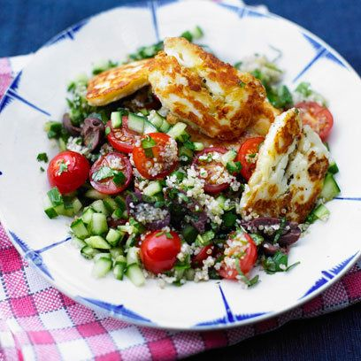 Greek superfood salad. Find more recipes here or on RedOnline.co.uk.