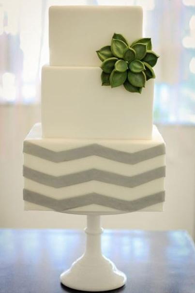 STYLEeGRACE ❤'s this Wedding Cake!