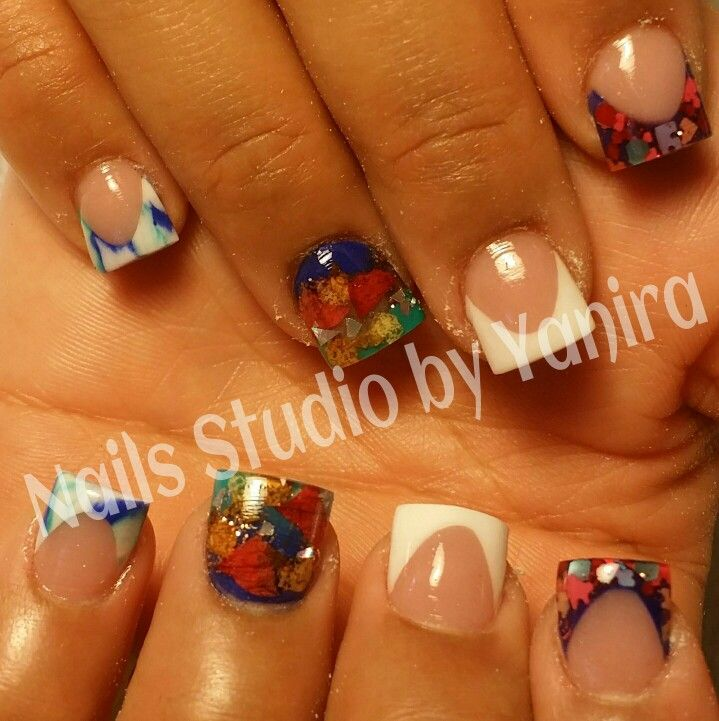 Mini uñas... | Nails Studio by Yanira | Pinterest | Nail studio