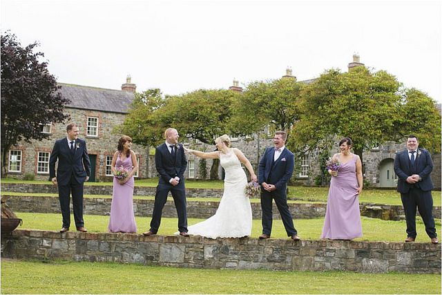 See how #happy the #wellgroomedgroom and everyone were in this #rustic #countryside #wedding by the #castle @wellgrmd