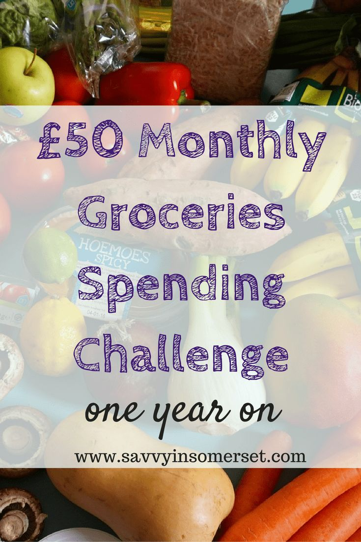 One year on I look at how our £50 monthly groceries budget has changed our spending habits and improved our finances, saving almost £1500 over the year