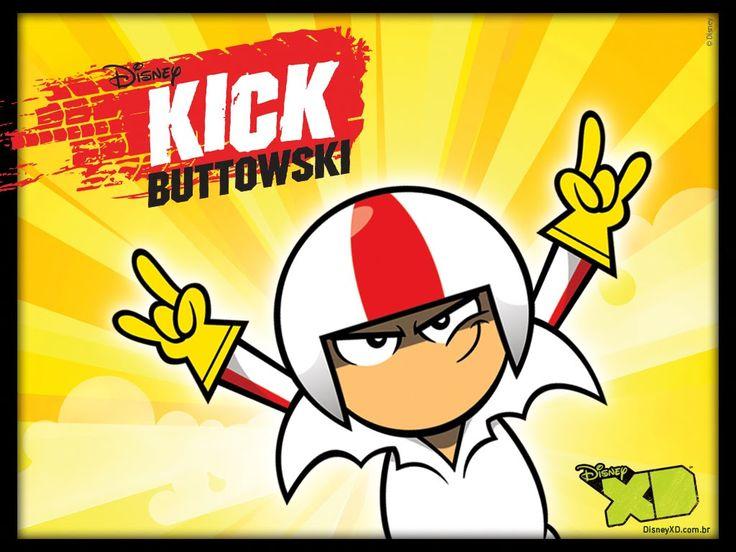 Kick Buttowsky.