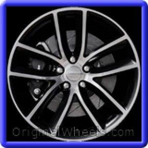 Dodge Challenger 2015 Wheels & Rims Hollander #2525  #Dodge #Challenger #DodgeChallenger #2015 #Wheels #Rims #Stock #Factory #Original #OEM #OE #Steel #Alloy #Used