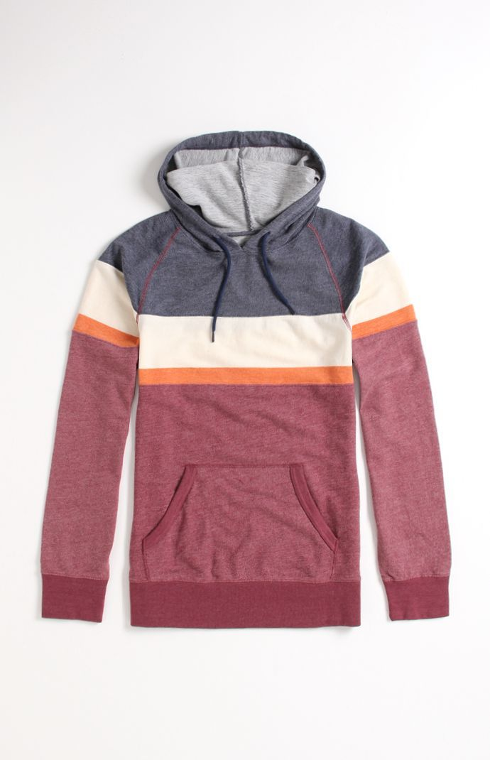 #OnTheByas Slopes Pullover Hoodie