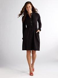 Perfect  casual black dress.