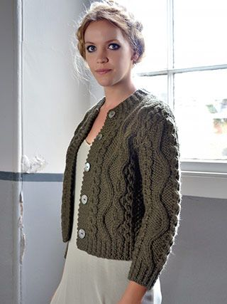 Kim Hargreaves GRACE | Knitting Patterns | Rowan English Yarns Online Store