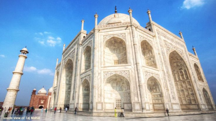 Let's see stunning construction of the world which consists of top 7 beautiful buildings including epitome of true love Taj Mahal.