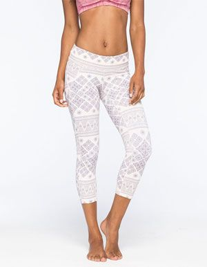 These pants <3- size small- O'NEILL 365 Leap Womens Capri Leggings- $49.99