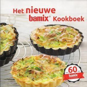Bamix kookboek, lang verwacht... eindelijk daar!! Gratis bij de jubileum editie of te koop voor €9,95