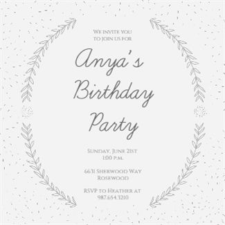 86 best Birthday Invitation Templates images on Pinterest