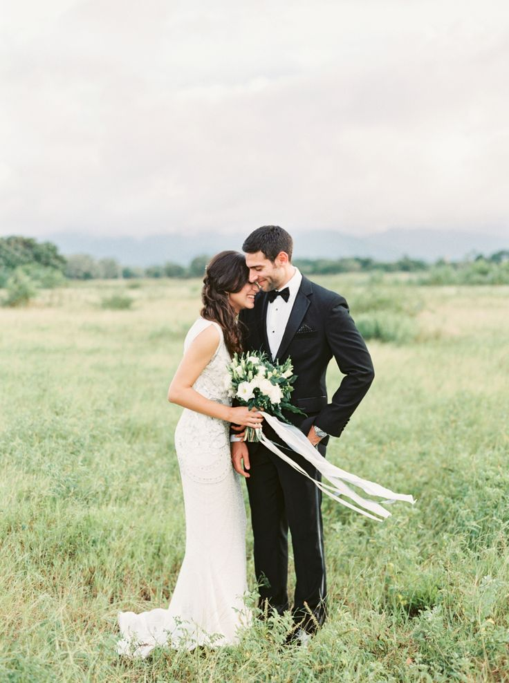 Maria   AJ \ Romantic, Organic Honduras Destination Wedding