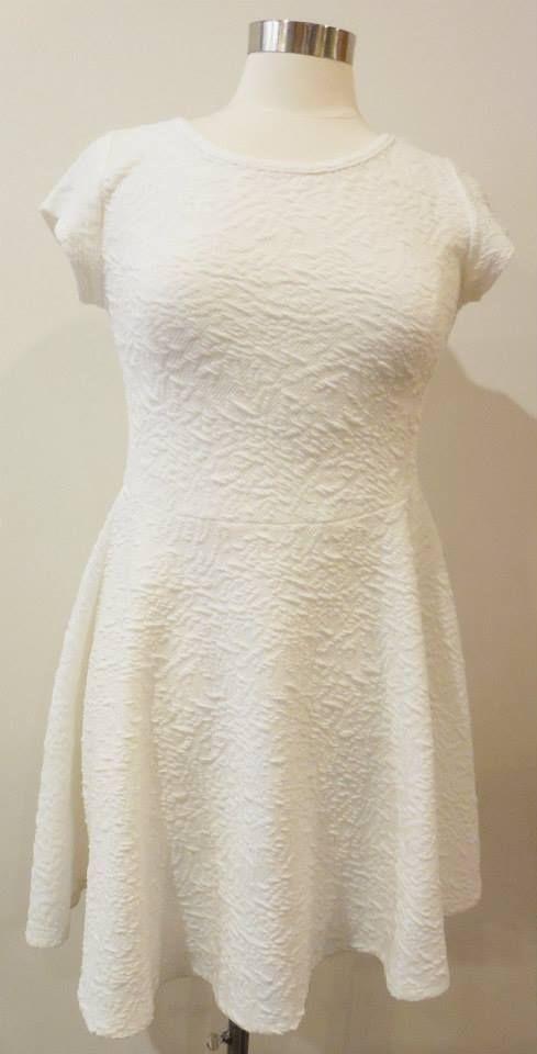 Fit 'n Flare dress. #lwd #shophouseofsage www.houseofsage.com www.facebook.com/shophouseofsage