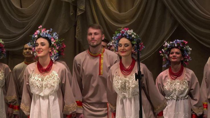"""Сибирский хор - Программа """"Васильковая лира души"""""""