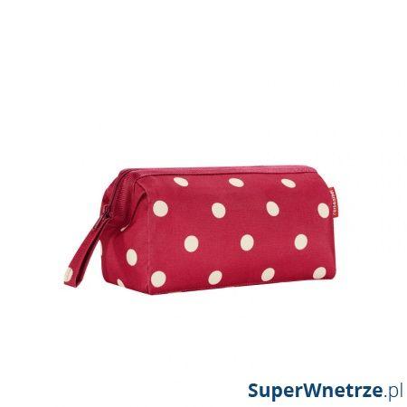 Kosmetyczka Reisenthel Travelcosmetic ruby dots WC3014