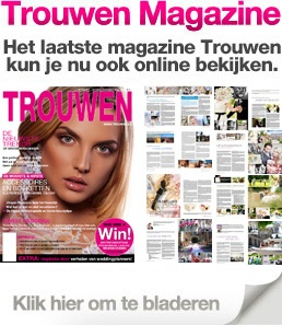 Trouwen.nl | Alles over trouwen, bruidsmode, trouwringen, trouwlocaties, trouwvervoer, huwelijksfeesten, bruidsfotografie, huwelijksreizen #bruiloft #magazine