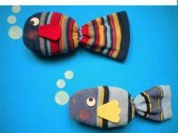 Ryby z ponožek