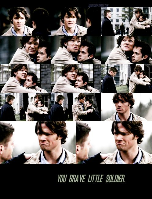 Tall Tales has got to be the funniest episode of Supernatural ever ...