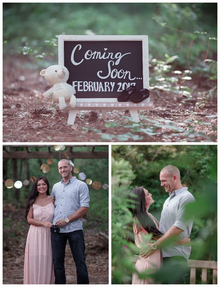 pregnancy announcement first landing virginia beach