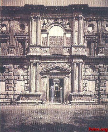 Palacio-de-Carlos-V-Ano-1885-Granada-antigua1