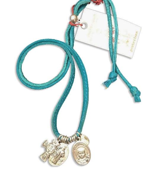 SANTOS WISH Charm Necklace
