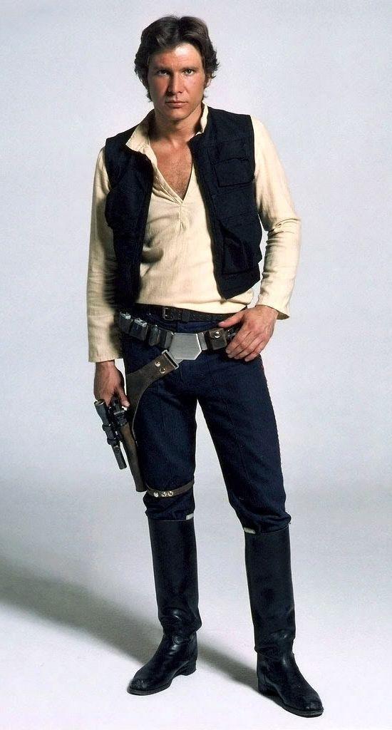 Han Solo ;-)~❤~                                                                                                                                                     More