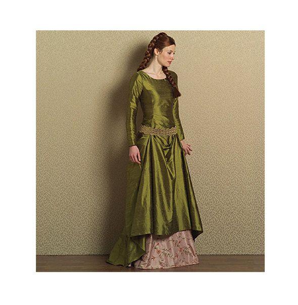 105 Best Images About Renaissance Sewing Patterns On Pinterest: 76 Best COSTUME SEWING PATTERNS Images On Pinterest