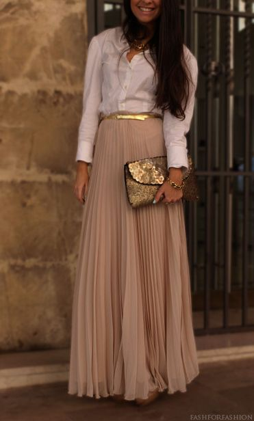 love this style of maxi