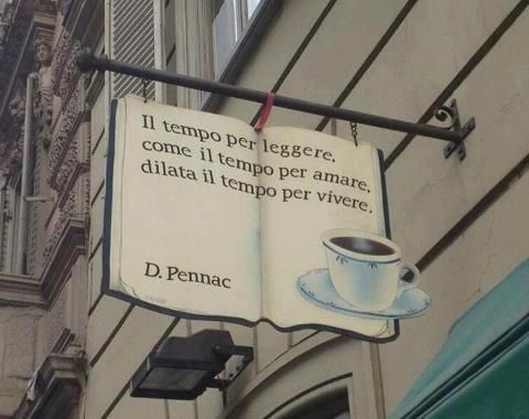 Il caffè letterario...