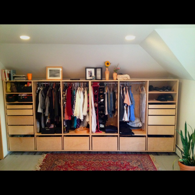 Master Bedroom Built In Closets By Portland Renovations Krafting Kendall St Pinterest