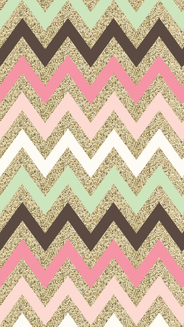 gold glitter chevron background - Google Search