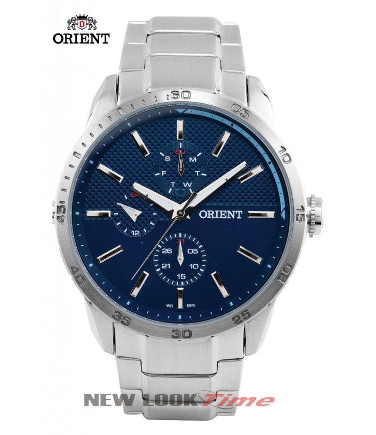 Relógio ORIENT Sport MBSSM044 D1SX Relojoaria New Look Time R$ 458,00